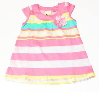 Fabricante de vestido de moda infantil