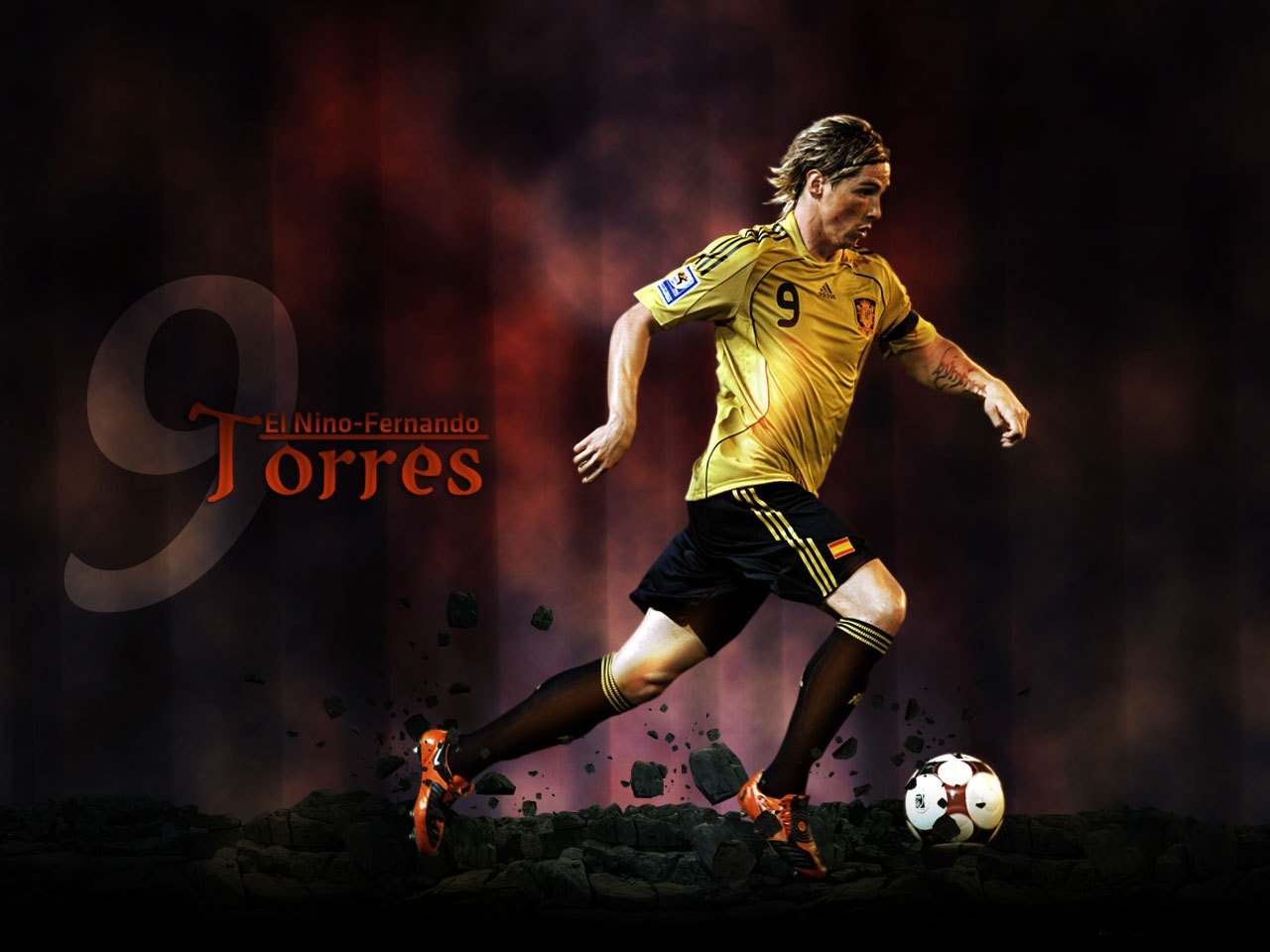 Hd Background Wallpaper 800x600: Fernando Torres Latest HD Wallpapers 2013