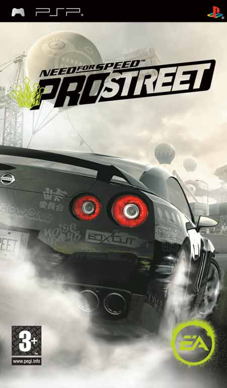 need for speed prostreet psp cso