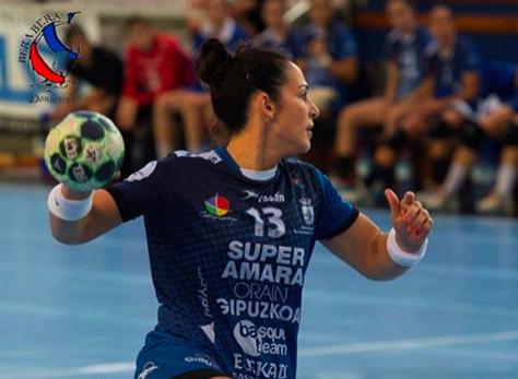 Balonmano | La internacional Patri Elorza llega al Prosetecnisa Zuazo desde el Bera Bera