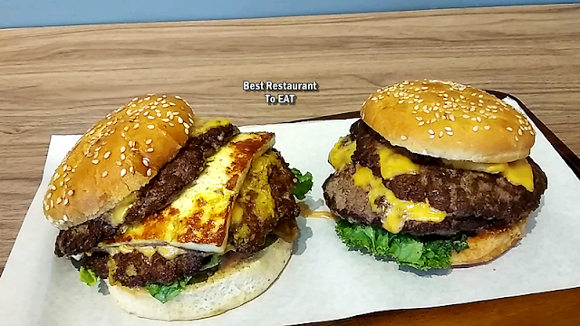 Harley's Menu - 2X2 Burgers Build Your Own