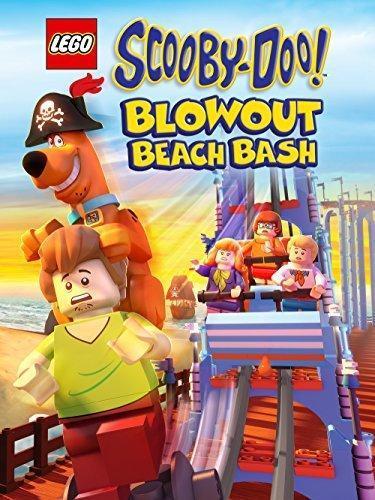 Lego Scooby-Doo! Blowout Beach Bash [2017] [DVD9] [NTSC] [Latino]