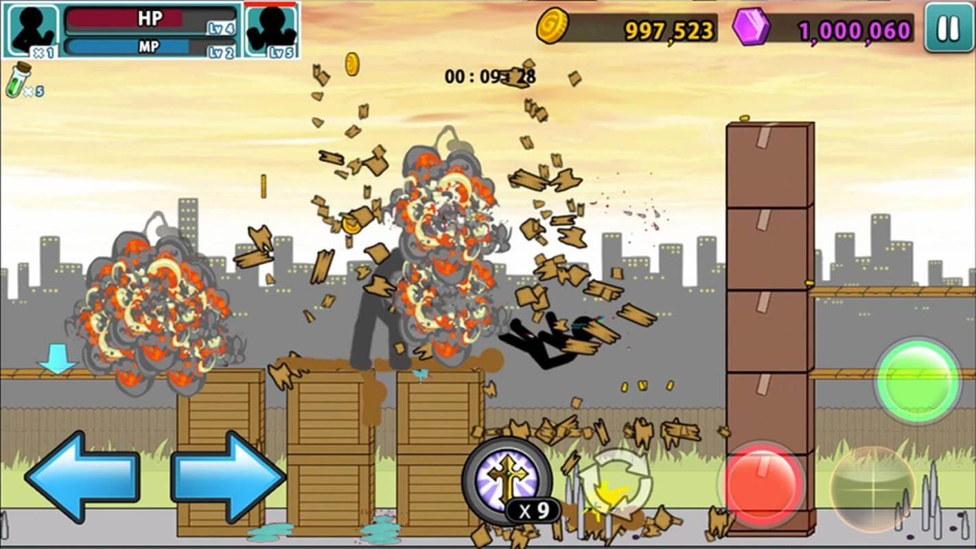 Anger of stick 5 Zombie MOD Dinheiro Infinito 2021 v 1.1.48