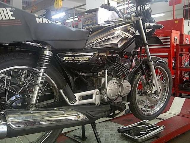 Cerita Yamaha RX King Ditawar Rp 100 Juta
