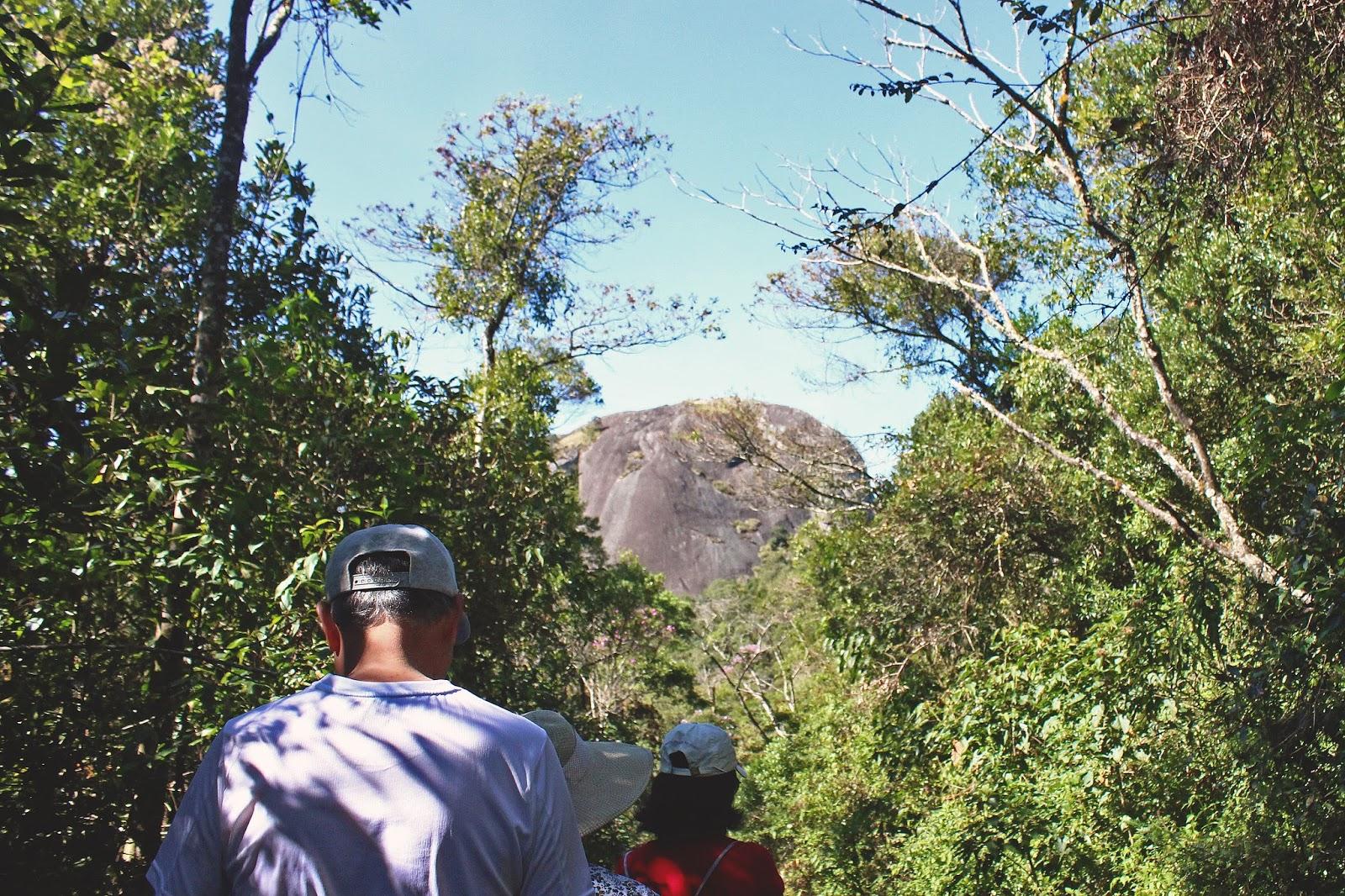 vista trilha pedra minas gerais