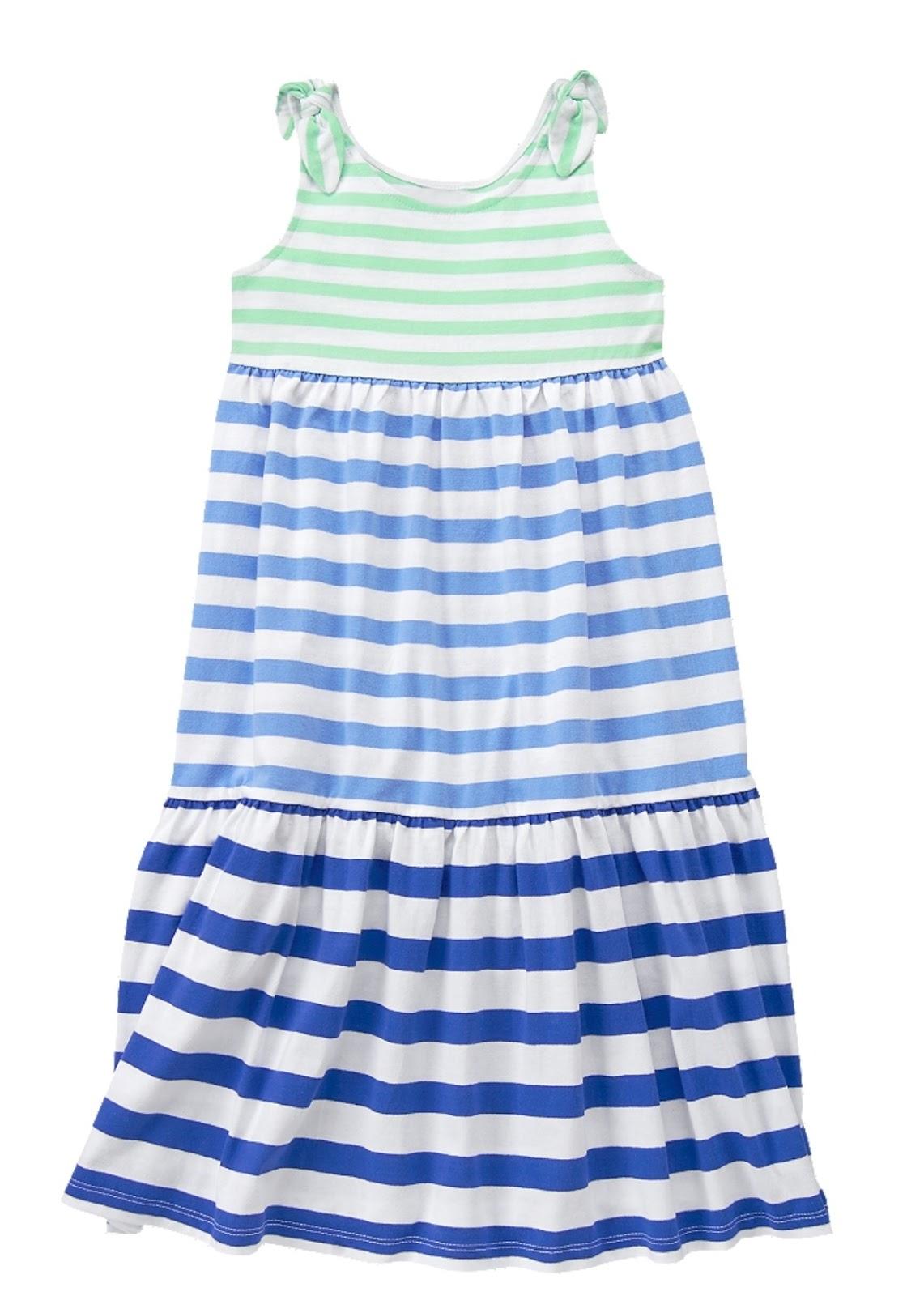 Đầm maxi bé gái thun cotton Gymboree, xuất xịn Made in Vietnam.