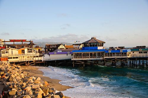 Stephen T Mccarthy Stuffs My Homemegalopolis Los Angelee Redondo Pier Southern California Beaches Best Vacation Spots El Torito Beach