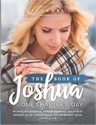 The Book Of Joshua Journal: One Chapter A Day PDF