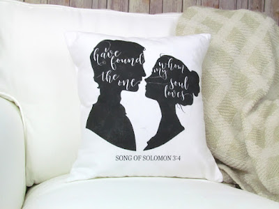 Sentimental Song Cushion