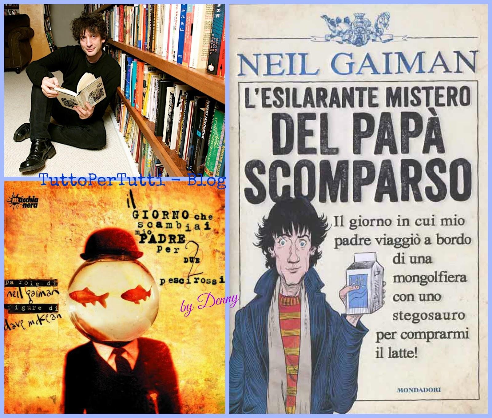 Tuttopertutti 2 libri per pap neil gaiman for Libri da acquistare on line