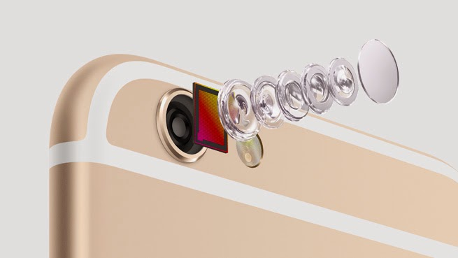 Turn your iphone camera into DSLR