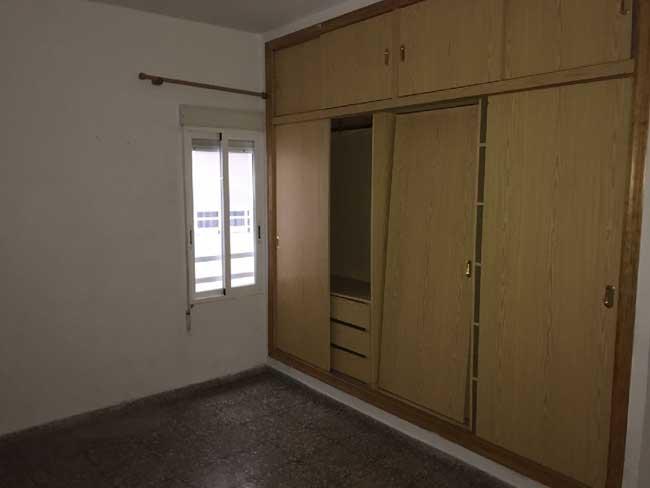 piso en venta calle san francisco castellon dormitorio