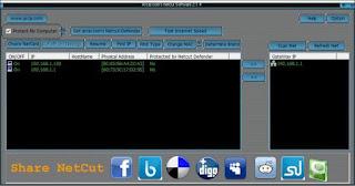 NetCut للاندرويد لقطع الانترنت وحماية اتصالك