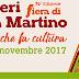 39ª FIERA DI SAN MARTINO A CHIERI. 10-14 NOVEMBRE 2017