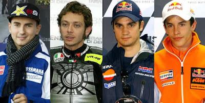 Daftar Lengkap Tim dan Pembalap MotoGP 2016