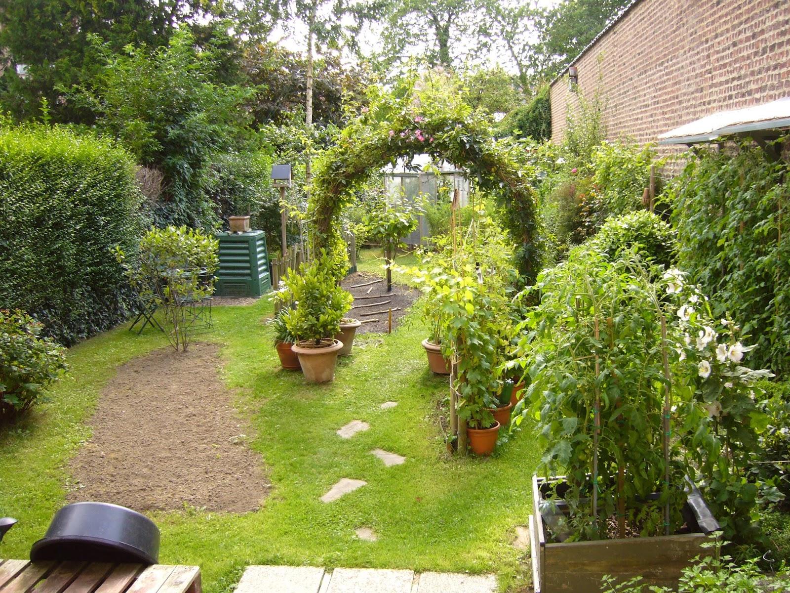jardin potager comestible partager avec les moineaux un jardin de ville pour moineaux. Black Bedroom Furniture Sets. Home Design Ideas