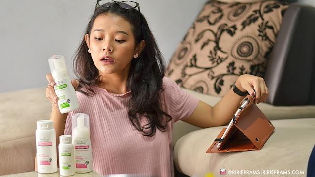 Merawat Area Kewanitaan dengan Absolute Hypoallergenic - beauty blogger indonesia - ririeprams