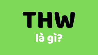 thw la gi