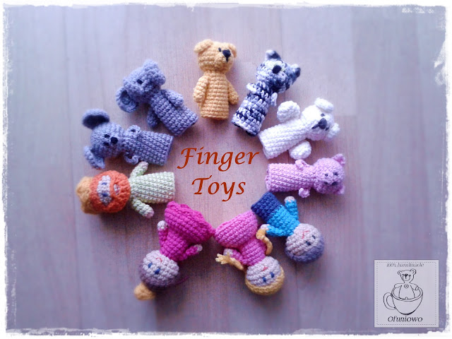 Finger toys - Ofuniowo