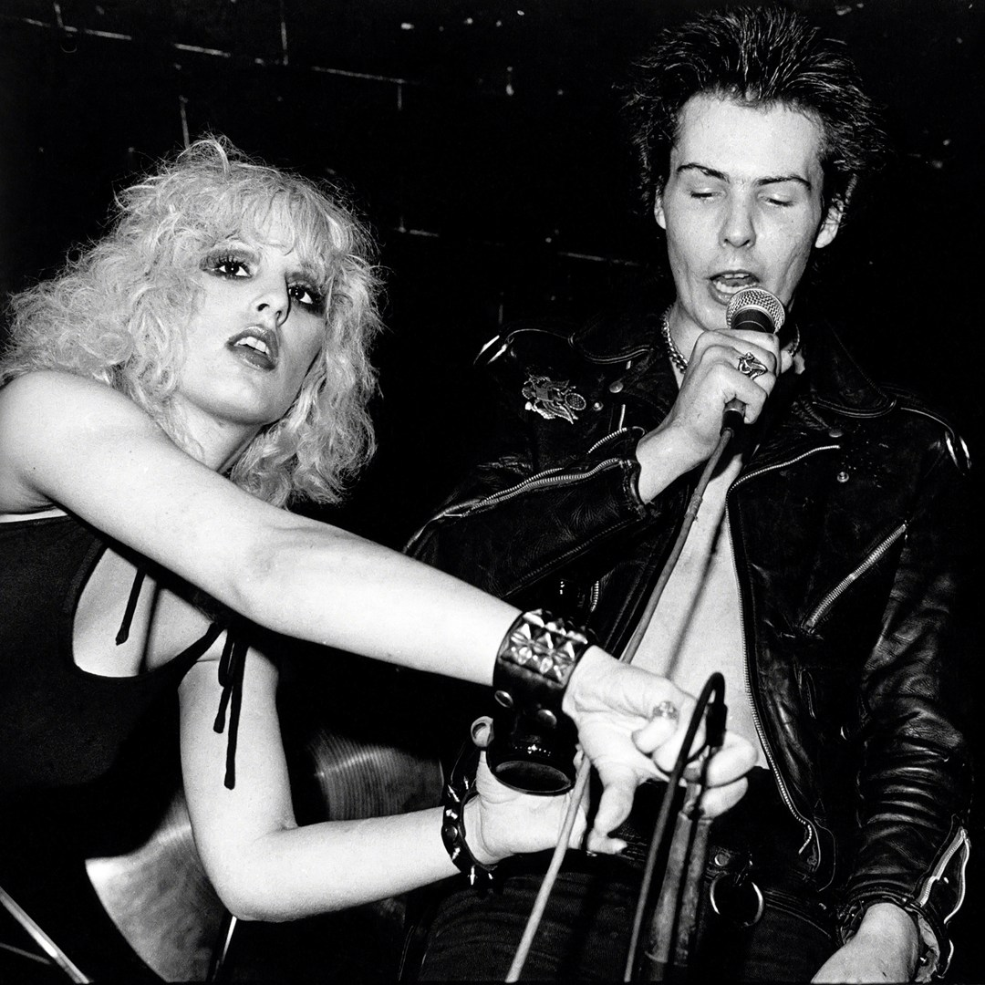 Sid Vicious And Nancy Spungen 26 Vintage Photographs Of