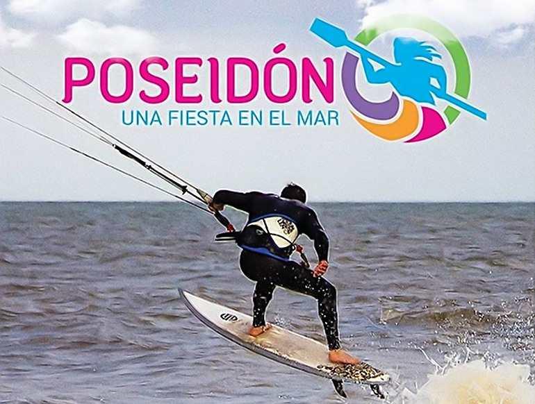 Fiesta de Poseidon en Pinamar 2018, fiesta en el mar   / Pinamar.net.ar