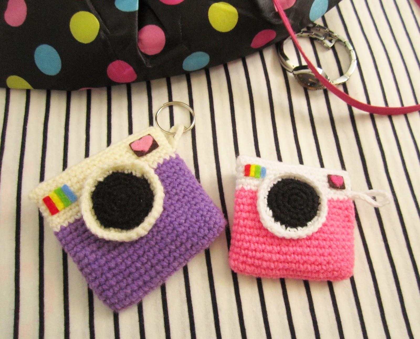 Camera coin purse crochet pattern a little love everyday camera coin purse crochet pattern bankloansurffo Images