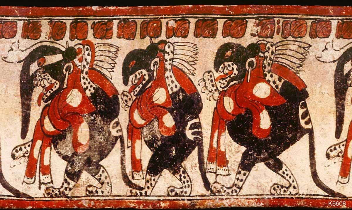 Legendy gwatemalskie, Asturias, Majowie, Okres ochronny na czarownice, Carmaniola
