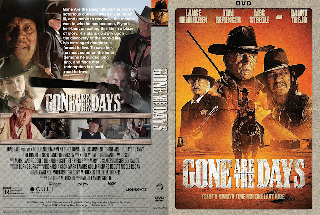 Gone Are the Days DVD Cover