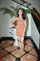 Actress Nikhita in Spicy Small Sleeveless Dress ~  Exclusive 072.JPG