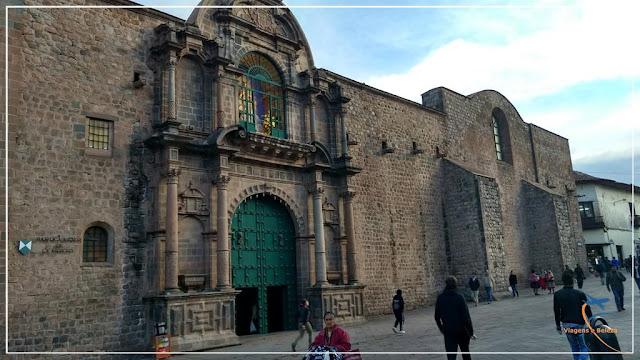 Igreja La Merced, Cusco