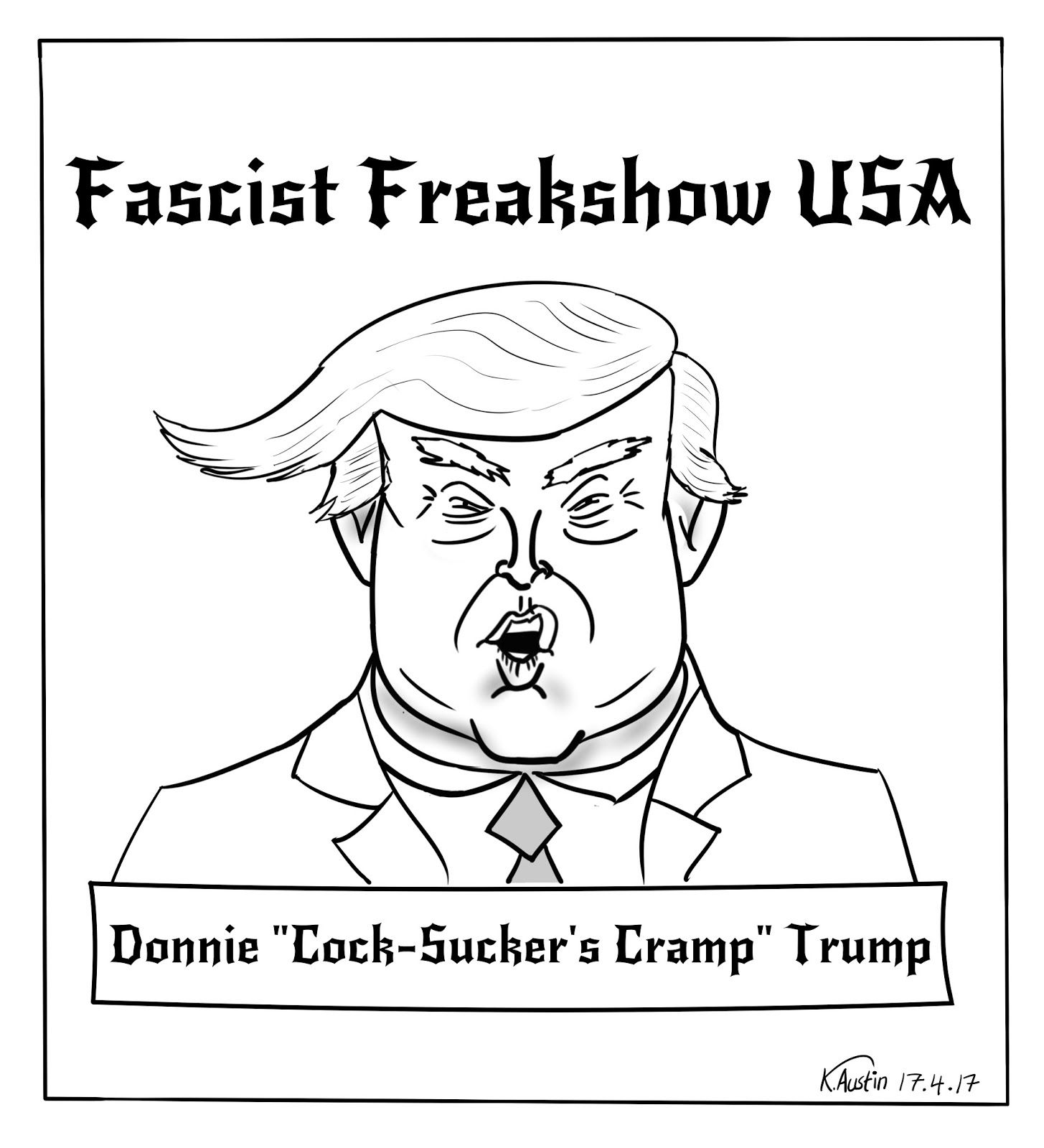 Freak's Own 12: Fascist Freakshow USA