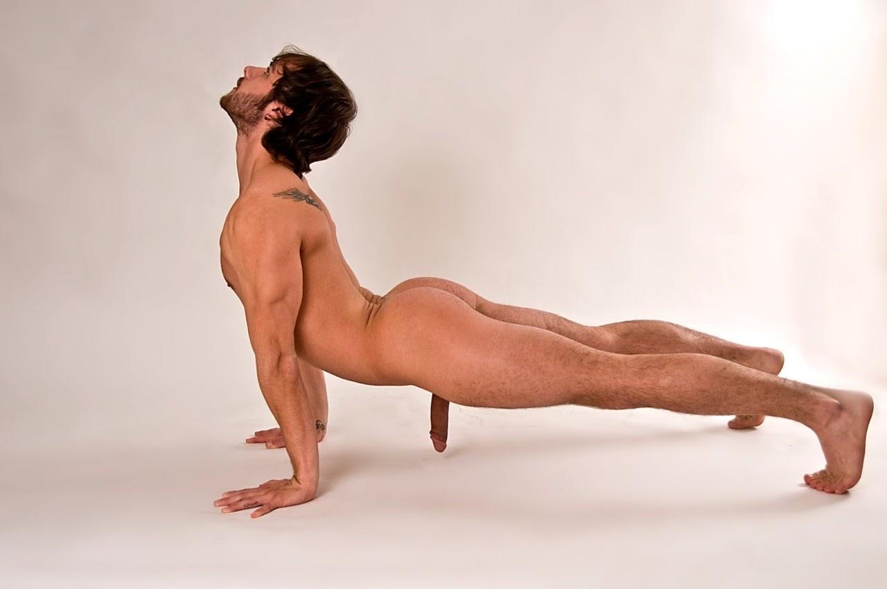nude male yoga pics