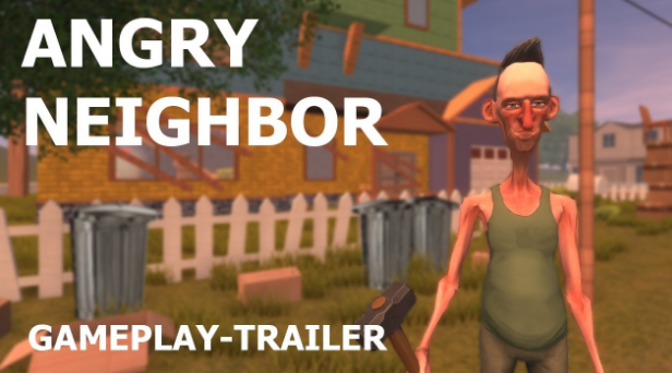 Angry Neighbor Full v2.4 Apk Terbaru for Android