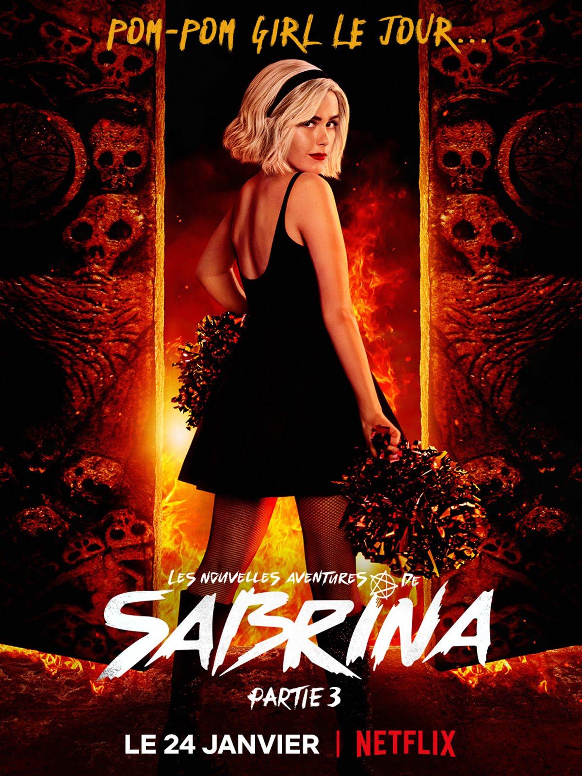 Les Nouvelles aventures de Sabrina – Saison 3 [Complete] [Streaming] [Telecharger]