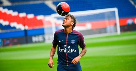 Neymar não vai estrear neste sábado pelo PSG