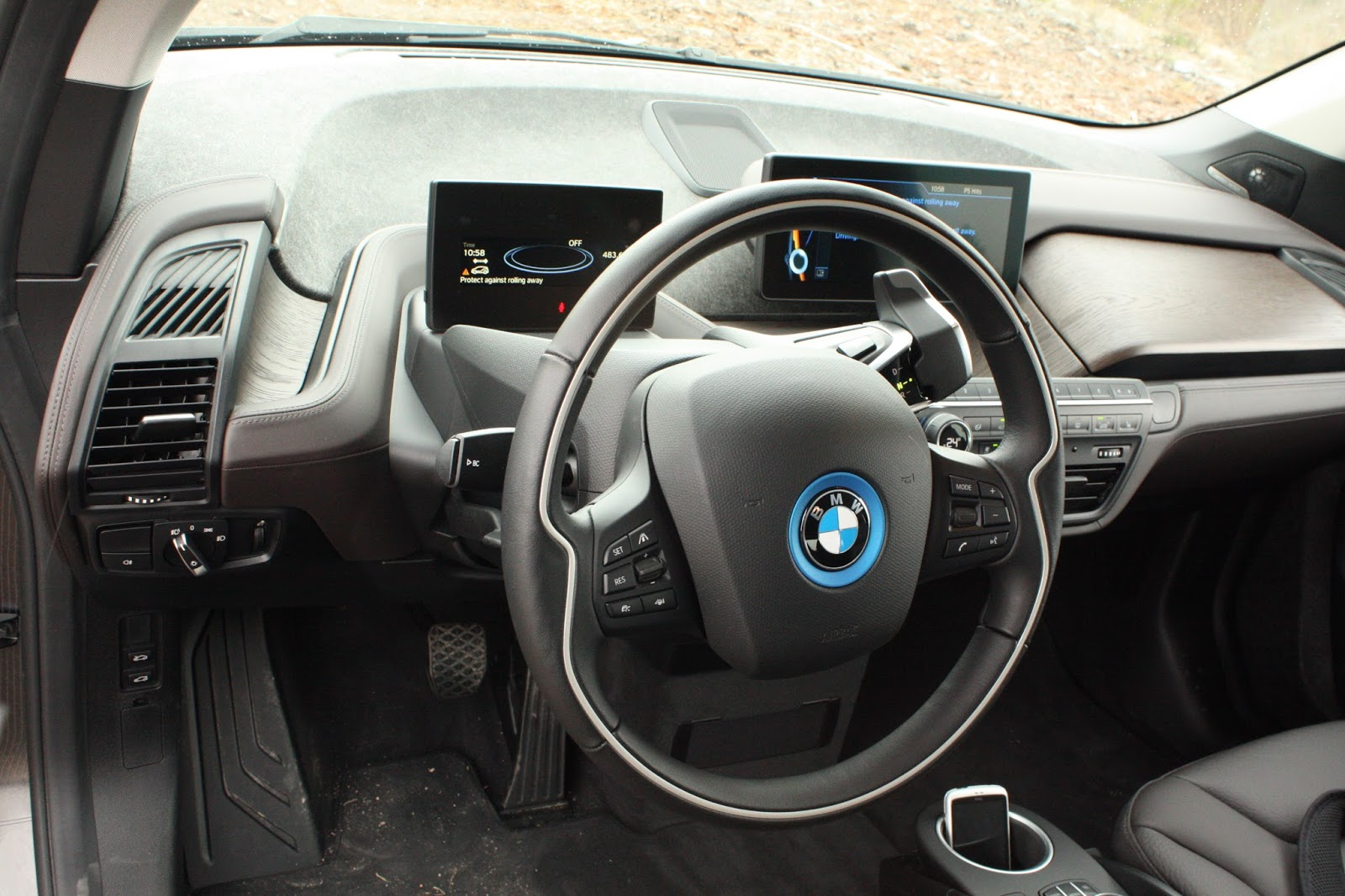 test bmw i3 bil og motorbloggen. Black Bedroom Furniture Sets. Home Design Ideas