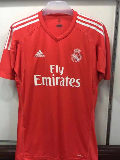 Real Madrid Goalkeeper Kit