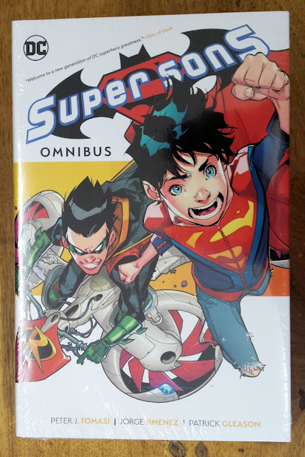 Super Sons Omnibus by Peter J Tomasi