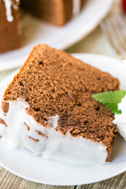 Kentucky Bourbon Pound Cake Recipe