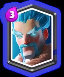 Mago de Gelo de Clash Royale