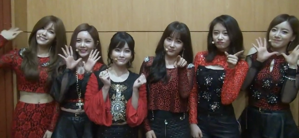 t-ara sbs mtv the show world cup special
