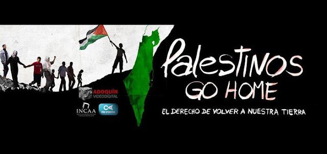 Palestinos Go Home (de Silvia Maturana, Pablo Espejo)