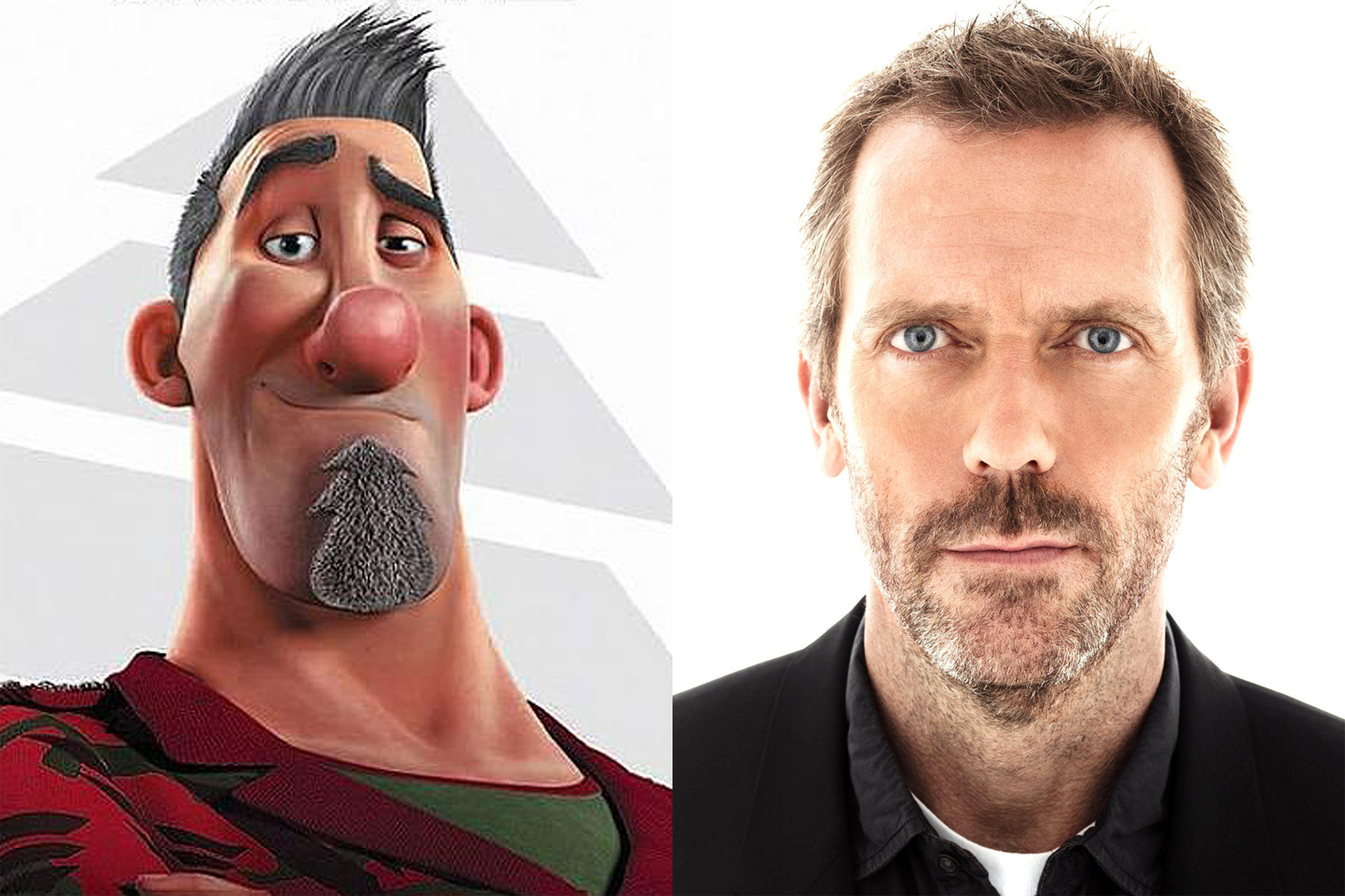 Arthur Christmas Characters.Movie Buff S Reviews Hugh Laurie From House To Arthur