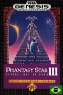 Phantasy Star III - Generations of Doom (PT-BR)