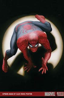 Ilustración de marvel comics spider man