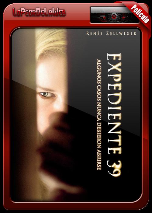 Expediente 39 (Case 39) (2009) [Horror-720p-Dual-Mega]