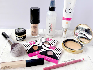 Makeup Geek Eye Shadows