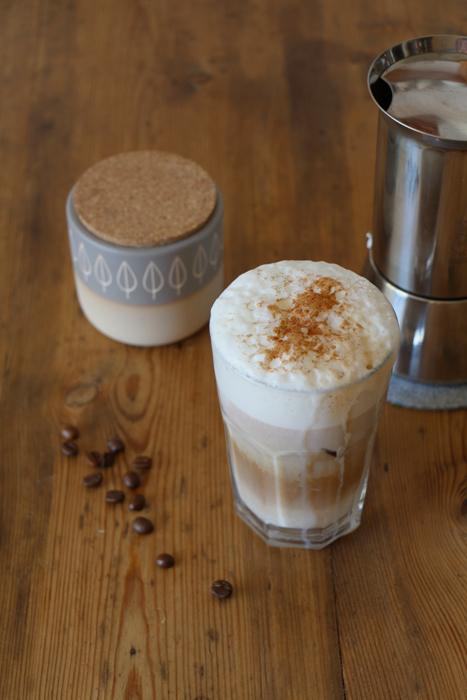 Eiskaffee / Iced Latte Macchiato