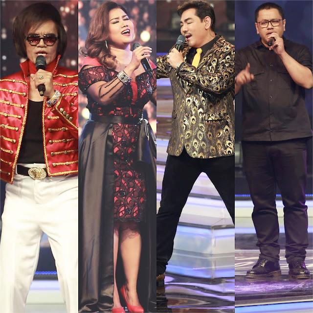 Myanmar Idol Season 3 ဖိုင္နယ္ျပိဳင္ပြဲမွာ ပါ၀င္ေဖ်ာ္ေ