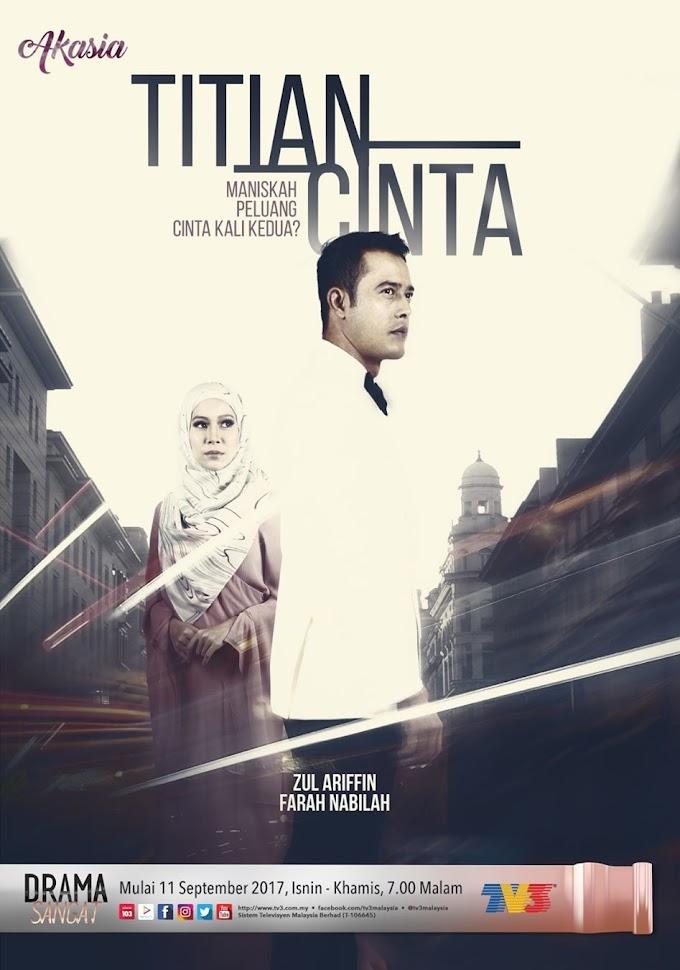 Titian Cinta Di Slot Akasia TV3